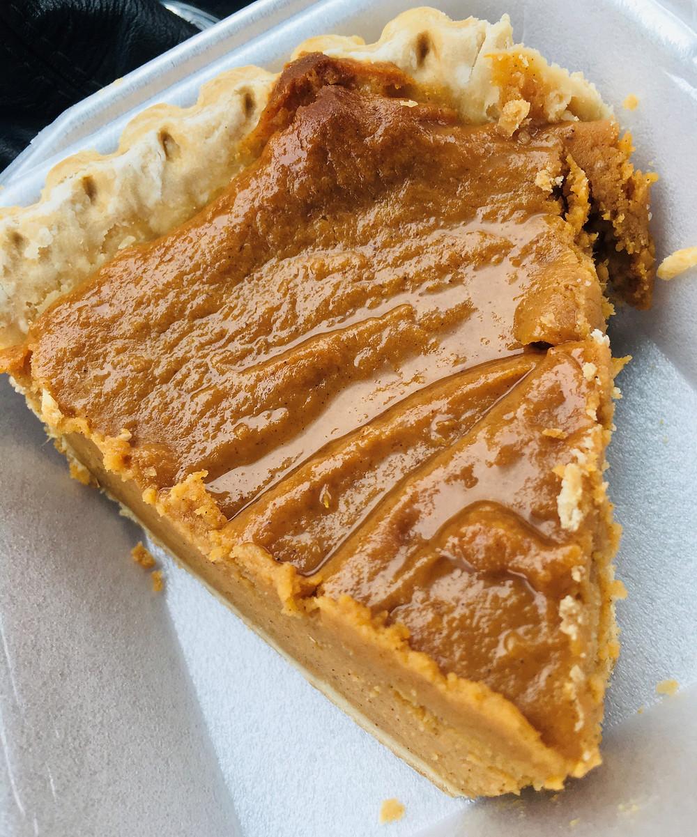 Sweet Potato Pie from Gourmet Fast