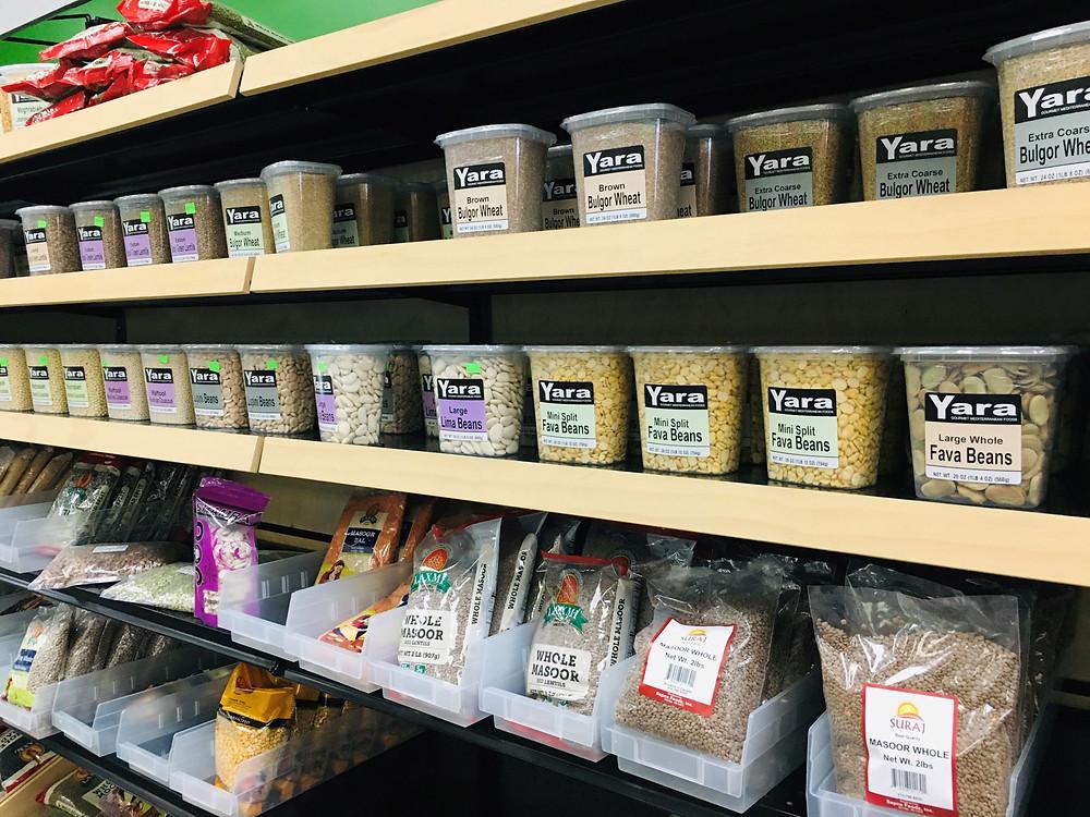 Spice of Life market in Kanawha City