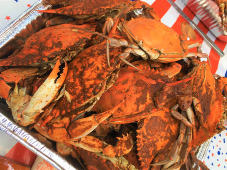 Crab feast cookout all it was cracked up to be