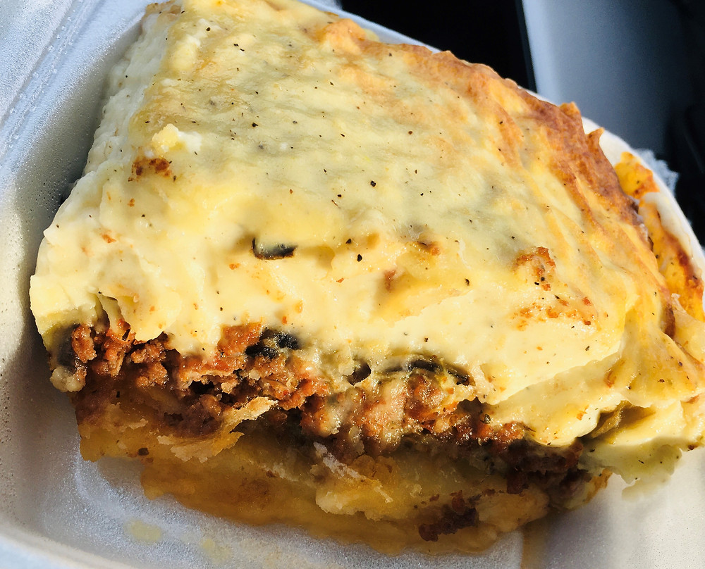 Moussaka from Best of Crete