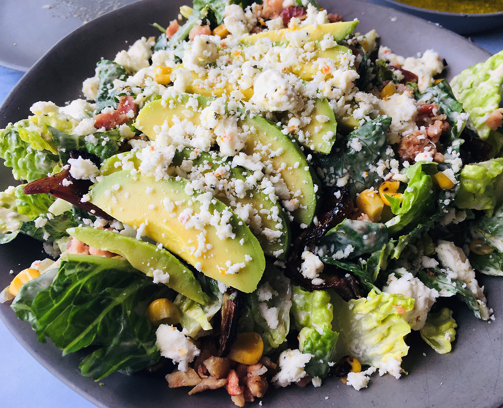 Chopped Salad ... with ALL the things!