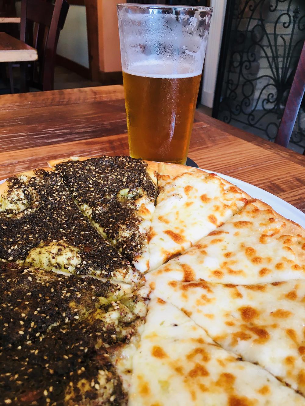 Cheese & Herb Pie at Mediterranean Breeze