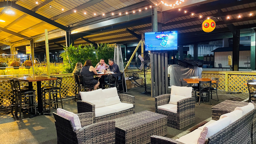 Soho's beer garden gets a makeover at Capitol Market