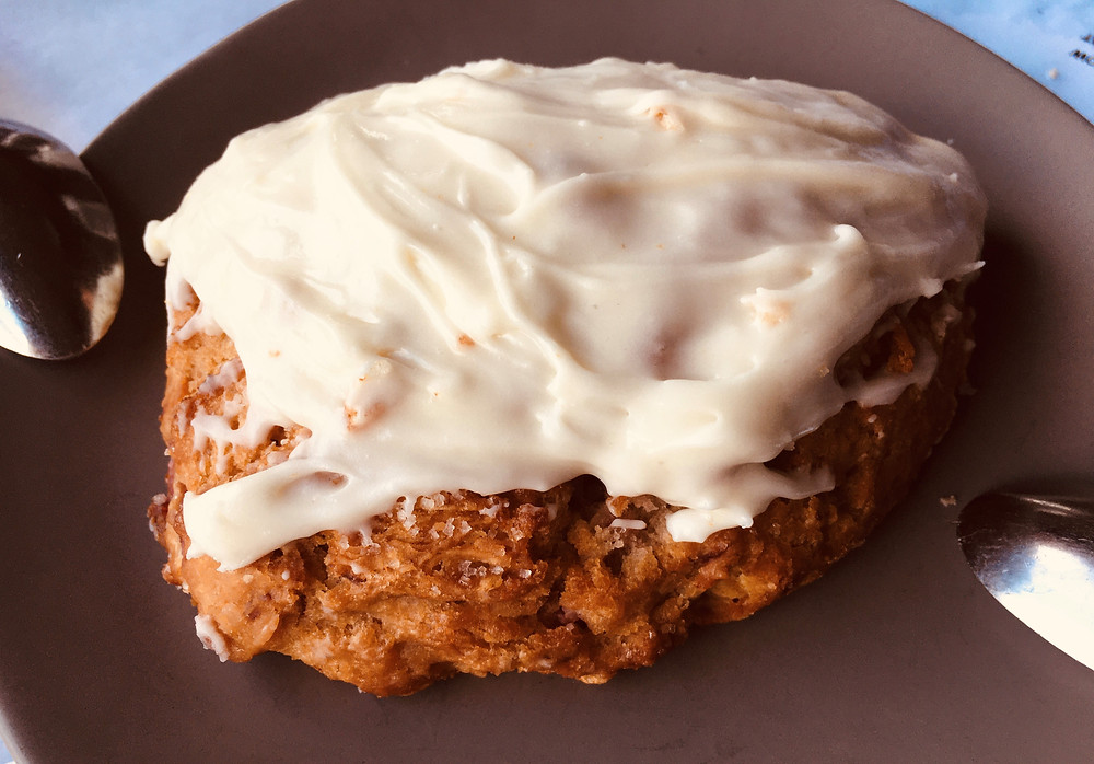 House-made Iced Scone