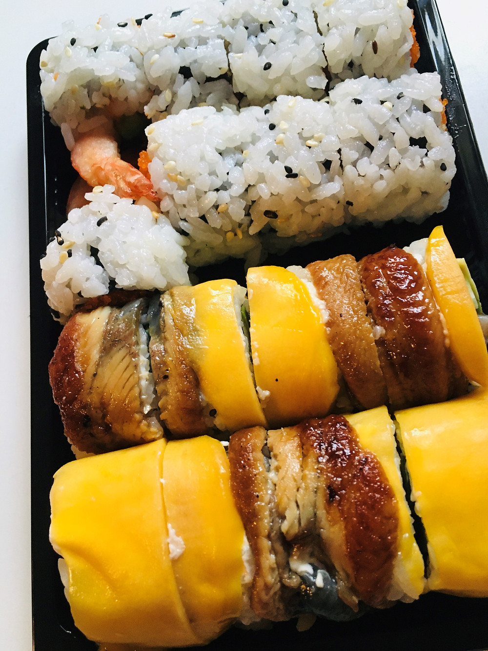 Sushi from Kita Modern Japanese
