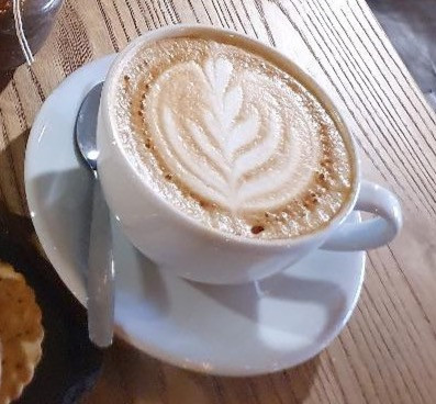 Coffee at the Lounge Llandeilo
