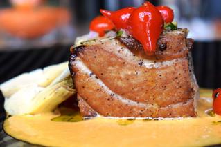 Restaurant gastronomique Le D'Arville d'Olivier Bourguignon