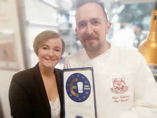 Restaurant Aux armes de Bruxelles, une Institution qu'il est doux de retrouver non sans une cert
