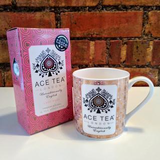 Mes adresses coup de coeur : Ace Tea London