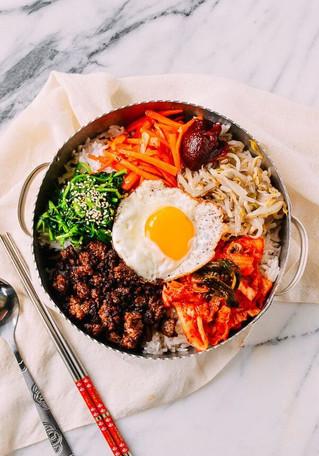 Tendances food 2018, la cuisine coréenne