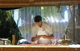Info flash : Le Présage, premier restaurant solaire de France!