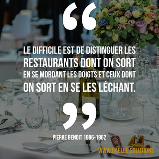 #citationinspirante #restauration
