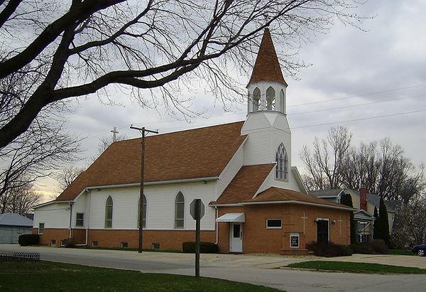 St. Joseph's Catholic Church, Flanagan, IL