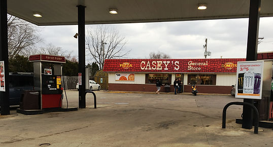 Casey's General Store, Flanagan IL