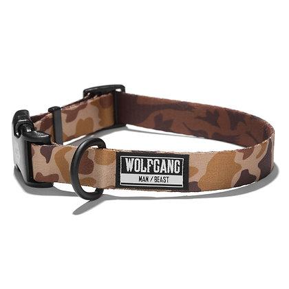 Duck Blind Camo Dog Collar