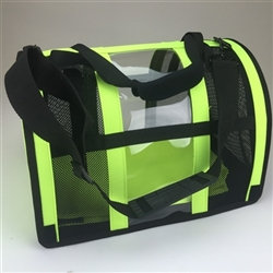 The Puppy Shell Dog Carrier Safety Yellow