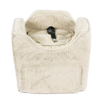 Luxury Lookout II Dog Car Seat Piston Sand