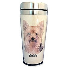 Yorkshire Terrier Travel Mug