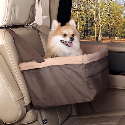 PupCarrier Dog Car Booster Seat