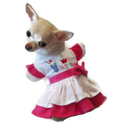 Sweet Stuff Dog Dress