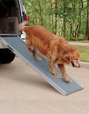 Super-Lightweight Pet Ramp