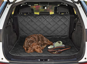 Grip-Tight Quilted Dog Cargo Protector