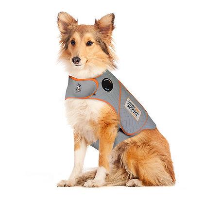 ThunderShirt Dog Sport Shirt Platinum