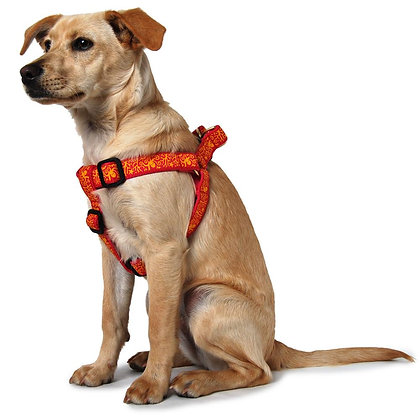 Under The Sea Step-In Dog Harness