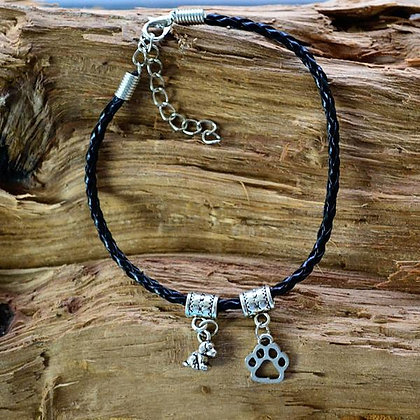 Puppy Paw Bracelets for Dog Lovers
