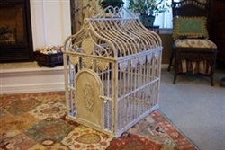 Small Breed Designer Iron Dog Crate