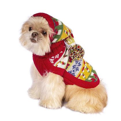 Merry Christmas Dog Hat