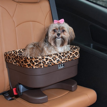 Bucket Booster Dog Car Seat Jaguar