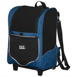 I-Go2 Sport Roller Backpack Carrier Misty Blue