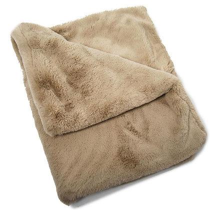 Faux Mink Dog Blanket