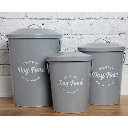 Park Life Designs Pet Food Storage Bins