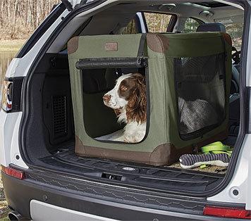 Folding Travel Dog Crate