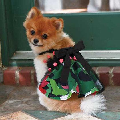 The Sasha Floral Dog Dress