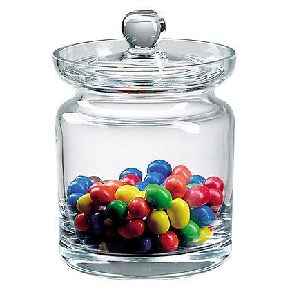 Aladdin Crystal Biscuit Glass Jar