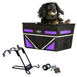 Pet-Pilot MAX Dog Bike Basket Carrier