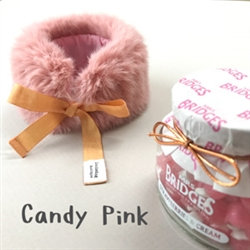 Louis Dog Viva Dog Fur Candy Pink