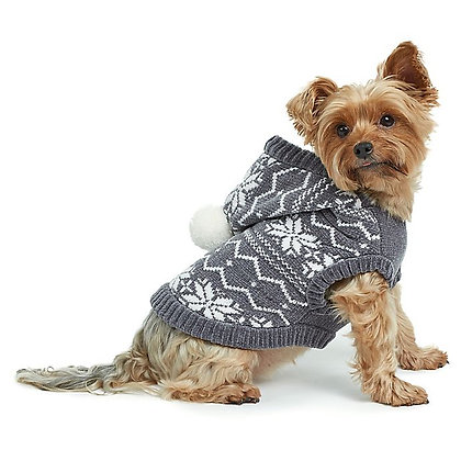 Bee & Willow™ Chenille Dog Hoodie Vest