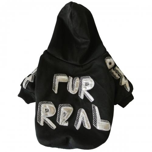 Fur Real Hoodie