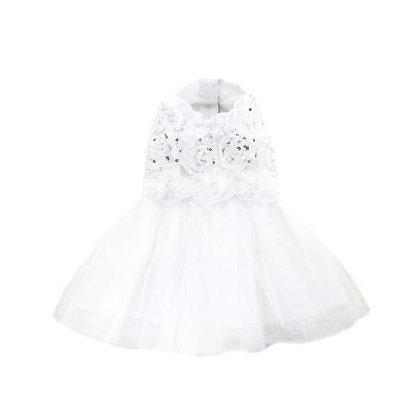 Aurora Wedding Dog Dress