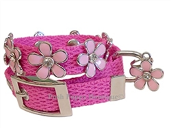 Lucy Collar Pink