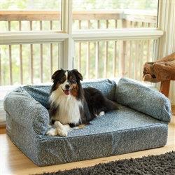 Luxury Memory Foam Dog Sofa Bed