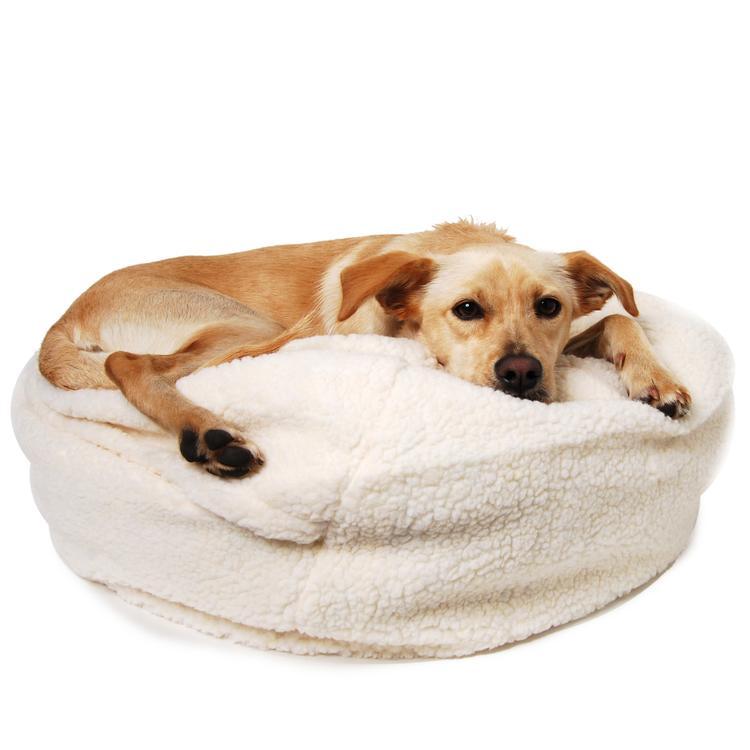 Sherpa Puff Bed