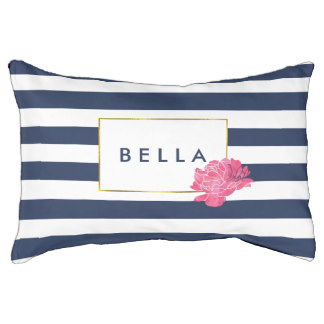 Personalized Pillow Bed