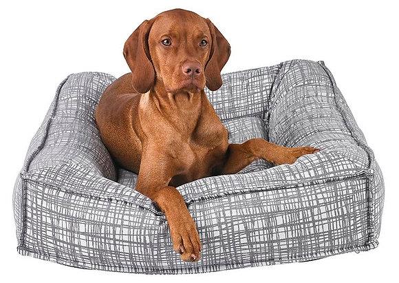 Tribeca Jacquard Divine Futon Dog Bed
