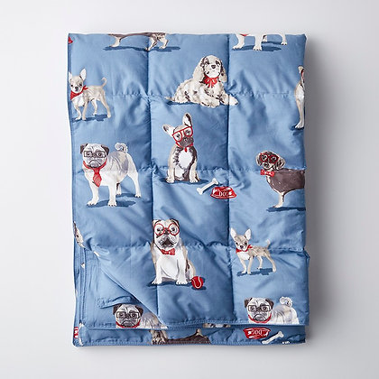 Dog Print LoftAIRE Down Alternative Comforter