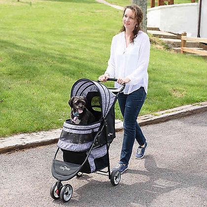 Gen7Pets Regal Plush Pet Stroller